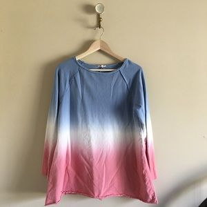 Easel | Red White & Blue Tunic